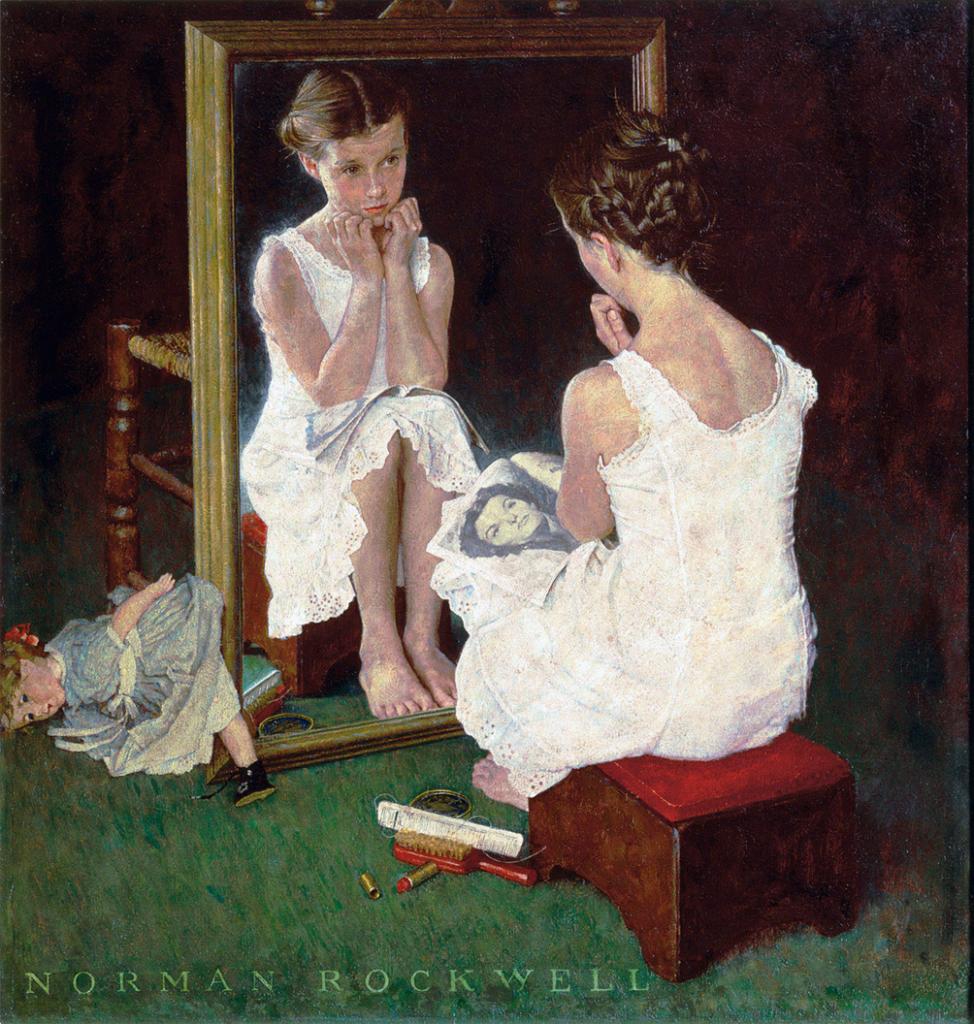 rockwell fille miroir EARS